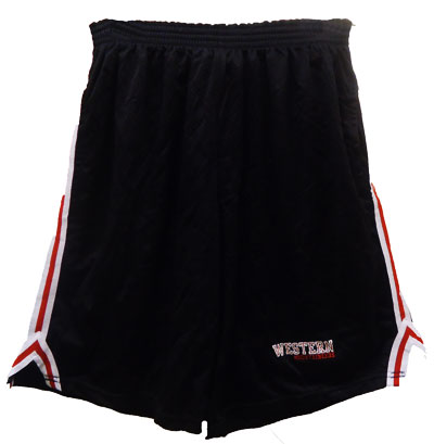 Black Shorts- Western Athletic