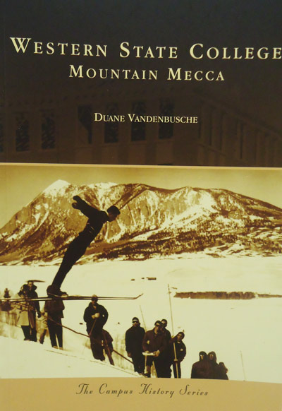 Western State College Mountain Mecca (SKU 1029192415)