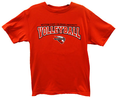 Volleyball Sst-Red
