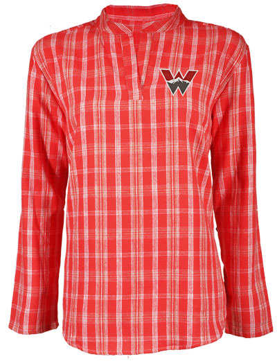 Comfy Flannel Women's Shirt