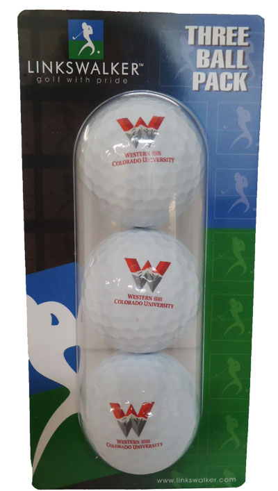 3 Golf Ball Set