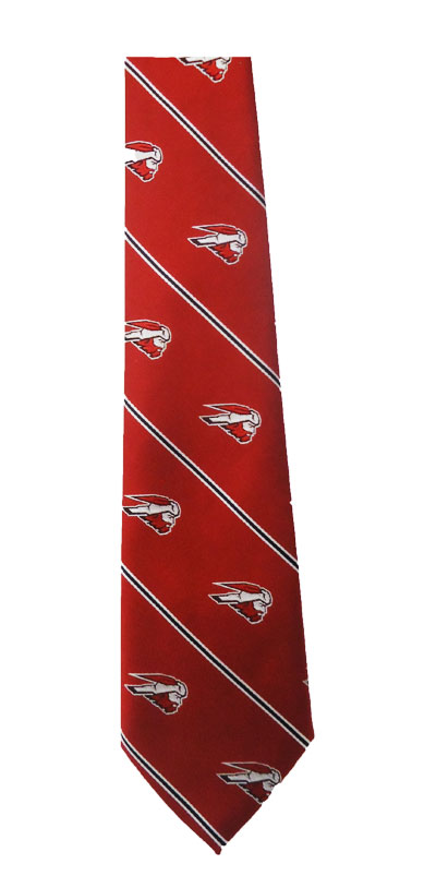 Red Mountaineer Tie