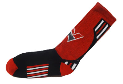 Front And Center Men's Sock
