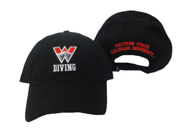 Diving Traditional Sports Cap