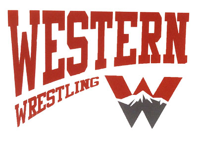 Wrestling Swoosh Decal