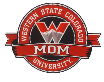 Western Mom Ribbon Decal