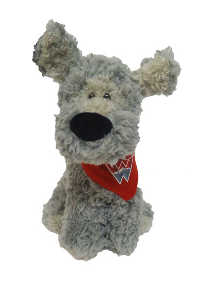 Mighty Tykes Dog Schnauzer