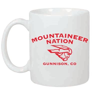 Mountaineer Nation Mug