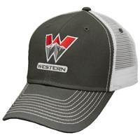 WESTERN CAP & ROLLED T COMBO