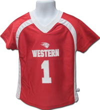 Mountaineers #1 Jersey
