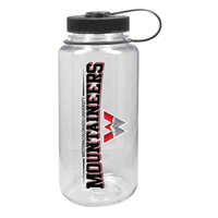 32 Oz. Widemouth Nalgene Wcu Fullcolor - Clear