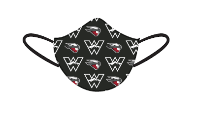 Western Mountainers Removable Filter Mask (SKU 1041089932)