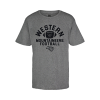 Western Youth Classic Football - Graphite